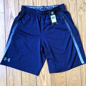 Under Armour Shorts (navy, medium)